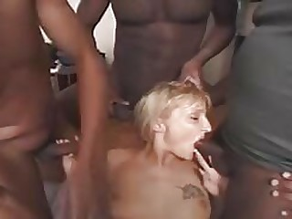 xxx video French Mature Slut Gangbang
