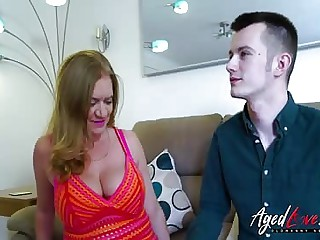 AgedLovE Mature Lily May Vacant of added to Fucked