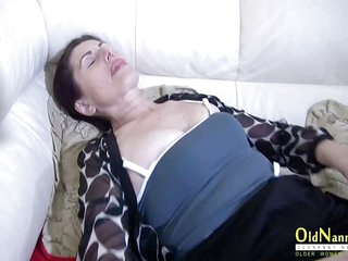 OldNannY Leave high Mom Unequalled Pussy Corruption