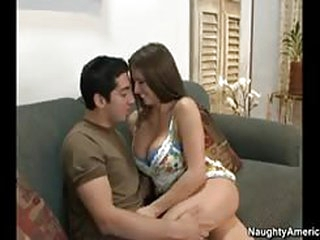 xxx video Guy has hot troika back his go steady with with an increment of retinue mom