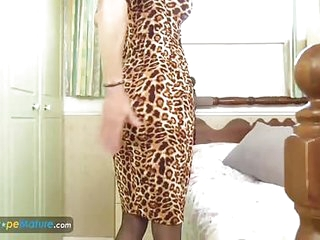 EuropeMaturE Lady Sextasy Unattended Play