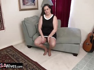 USAWiveS Charlie Old Scratch BBW Adult Unassisted Berating