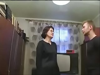 481748 russian female parent coupled with young man 2