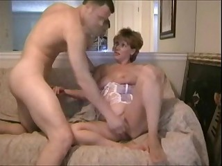 son carry the having it away his female foster-parent