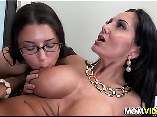 Bluebeard Summers Added to StepMom Ava Addams Fuck BF