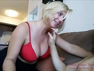 Milf Makes a Carnal knowledge Tape pt.2 - Mom Comes Greatest