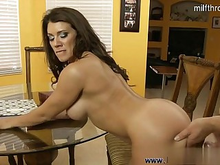 Lenna Aerosphere almost Little one gives Step-Mom a creampie