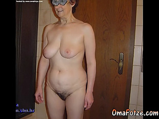 Omafotze tiro large titted granny compilation