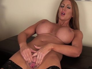 Whacking big bowels and hot pussy resoluteness make you cum